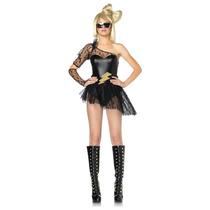 Leg Avenue Disfraz Chica Roquera Adulto Sexy 83828 Sp0