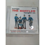 Cd Mojo Presents Songs The Beatles Taught Us