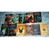 11 Libros Saga Harry Potter Y Paquete Animales Fantásticos Y