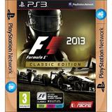Juego: F1 Formula 1 2013 Classic Liquidacion Ps3 Oferta!