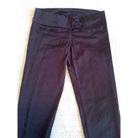 Pantalon Ossira Nuevo De Vestir T 38 Semi Elastizado