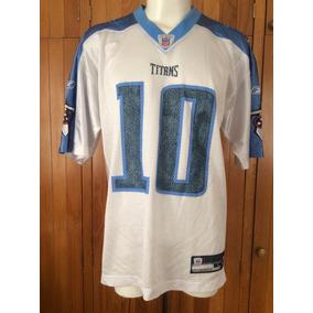 Jersey Tennessee Titans #10 Locker Nfl Marca Reebok 2011