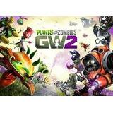 Plants Vs Zombies Gw2 Juegos Ps4 Fisicos Original Sellado