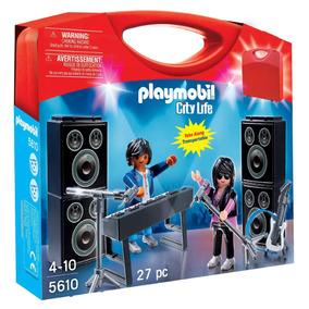 Playmobil 5610 Maleta Rock Na Veia