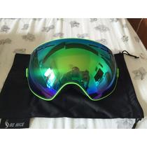 Antiparras Gafas Lentes Snowboard / Ski Gran Lente Esférico