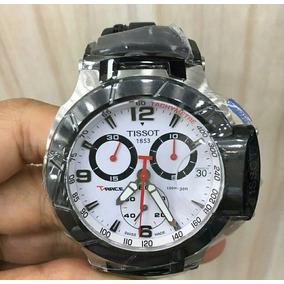 Relógio Tissot 1853 T-race Branco E Preto