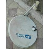 Antena Satelital 60 Cm Usada
