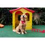 Bandana Coleira Personalizada Cachorro Coroa Vermelho Pets