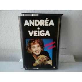 Fita Cassete - Andreia Veiga 1990 Ama Amazonia Frete Gratis