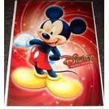 Super Combo Completo Fiestas Mickey Mouse Adulto