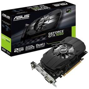 Placa De Vídeo Vga Nvidia Asus Geforce Gtx 1050 2gb, Gddr5