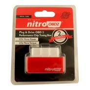Chip Potencia Nitro Obd2 Aumento Rendimiento Motor Diesel