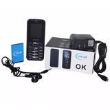 Telefono Celular Ola Ok Doble Sim Sencillo Barato