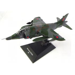 Avião Combate Bae Harrier Gr.3 Uk Planeta Deagostini