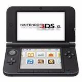 Nintendo 3ds Xl Edición Azul Con Negro Zonalaptop