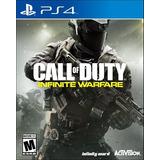 Call Of Duty Infinite Warfare Playstation 4 Fisico Palermo