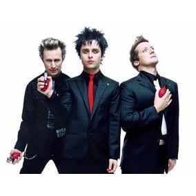 Entradas Green Day Platea Preferencial D - Velez Lo Mejor