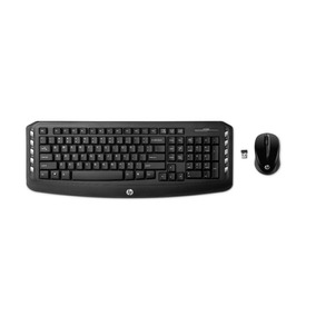 Kit Teclado Y Mouse Hp Inalambrico Wireless Combo Lv290aa