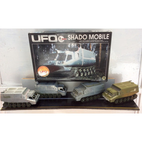 Ufo Gerry Anderso Dinky Toys Shado Mobil Lunar Interceptor .