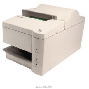 Axiohm A721 Impresora Ticketera Y Validadora De Cheques