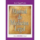 Manual De Medicina Legal 2 Edicion Patitó