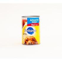 Alimento Perros Adulto Pedigree Guisado Carne Res Lata +kota