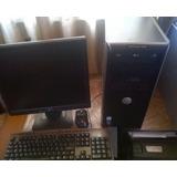 Computadora Core 2 Duo 2ghz Con Monitor 17 Precio Economico