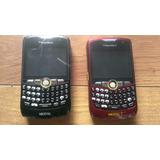 Celular Nextel Blackberry 83500i Vermelho/preto Wi Fi Novo