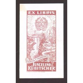 Ex Libris Juscelino Kubitschek