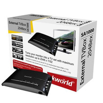 Sintonizadora Tv Tuner Kworld Full Hd Monitor En Tv