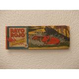 Revista Rayo Rojo Nº 104 Año 1951 Ref 4)