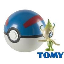Boneco Pokémon 251 Celebi Ed Especial 20 Anos - Frete Grátis