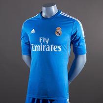 Jersey Real Madrid Azul Hombre Adidas Nueva Envío Gratis