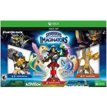 Starter Pack Skylanders Imaginators Xbox 360 Activision