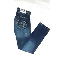 Pantalon - Jeans Marca True Religion Talla 30 Seccion Skinny