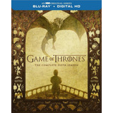 Game Of Thrones-juego De Tronos Temporada 5-6 (+cap7°)bluray