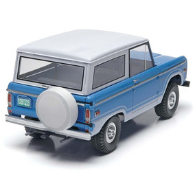 Revell Ford Bronco 1/25 Armar Pintar 137 Partes !