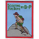 Insignia Scout Escultismo Para Muchachos