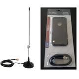 Cf420 Adaptador Celular Aquário Iphone 5 5s+ Antena Veicular