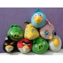 Pelúcias Angry Birds Mcdonalds