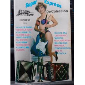 Super Express - De Colección (casete Original)