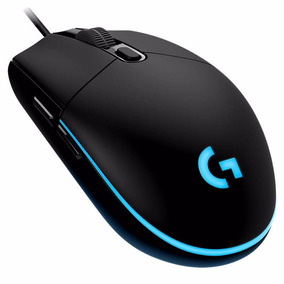 Mouse Gamer Logitech G Pro Gaming Rgb 12000 Dpi Optico Fullh