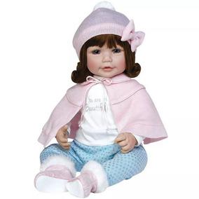 Boneca Jolie Bebê Realista 217903 Menina Adora Doll