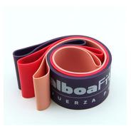 Set Kit Bandas Elasticas Fitness Isometricas Balboafit Yoga