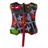 Espada Samurai, Sais(adagas) Ninja Brinquedo Fantasia Festas