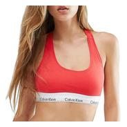 Sutiã Top Nadador Calvin Klein Underwear Modern Cotton Femin