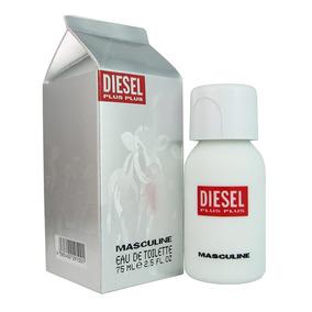 Diesel Plus Plus Edt - Perfume Masculino - 75ml