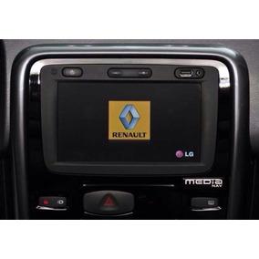 Estereo Lg Renault 2017/8 Nav Usb Bluetooth Gps