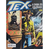 Hq Tex 444 Ed Mythos. A Dama Do Colorado / 116pg 2006 (b)
