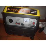 Generador De Electricidad A Gasolina . Marca Utech. U1500